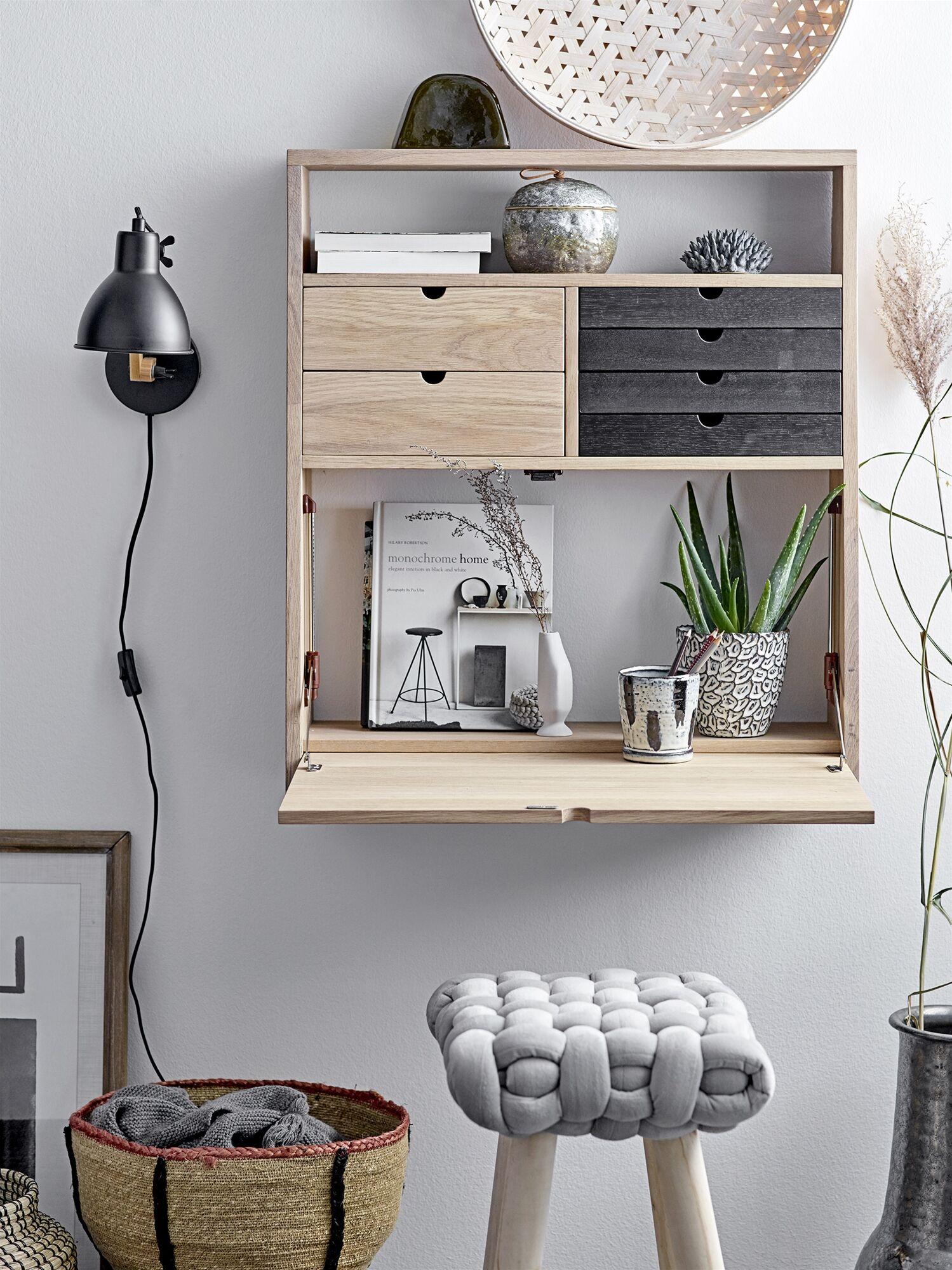 lehajtható fa íróasztal