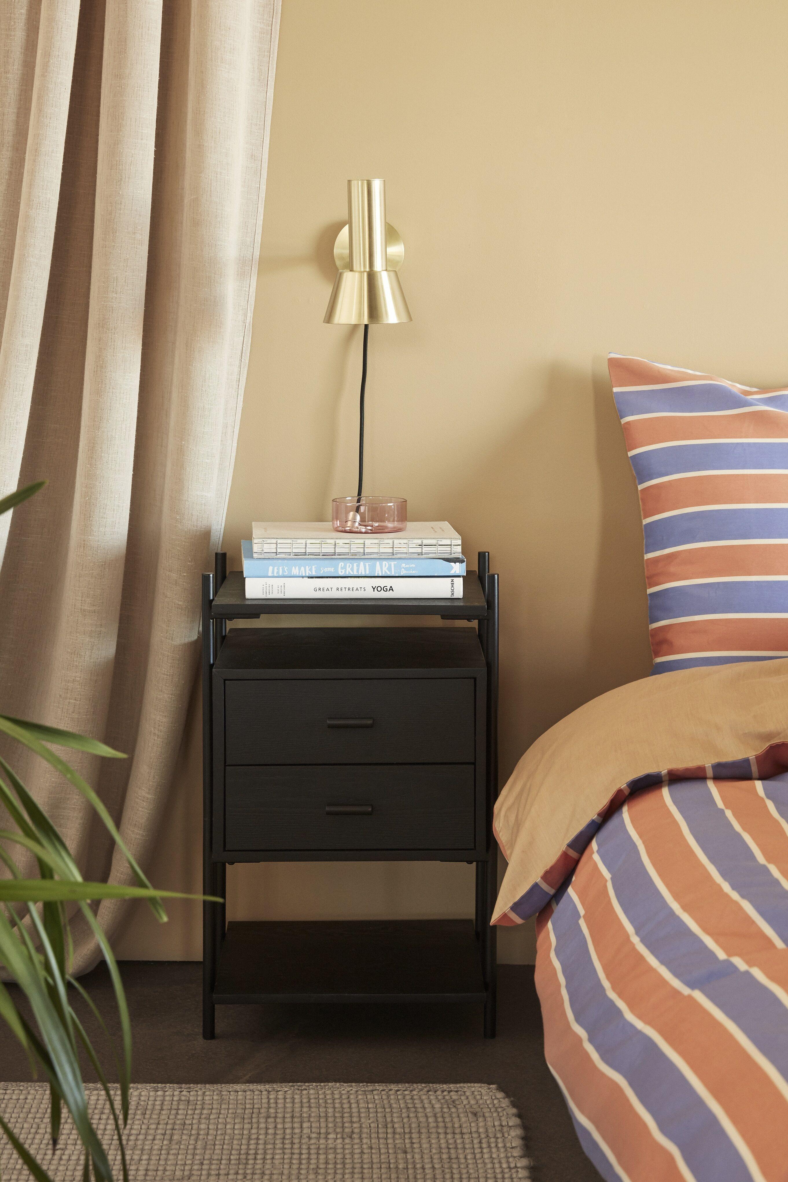 Hübsch éjjeli lámpa, ideális ágyban olvasáshoz