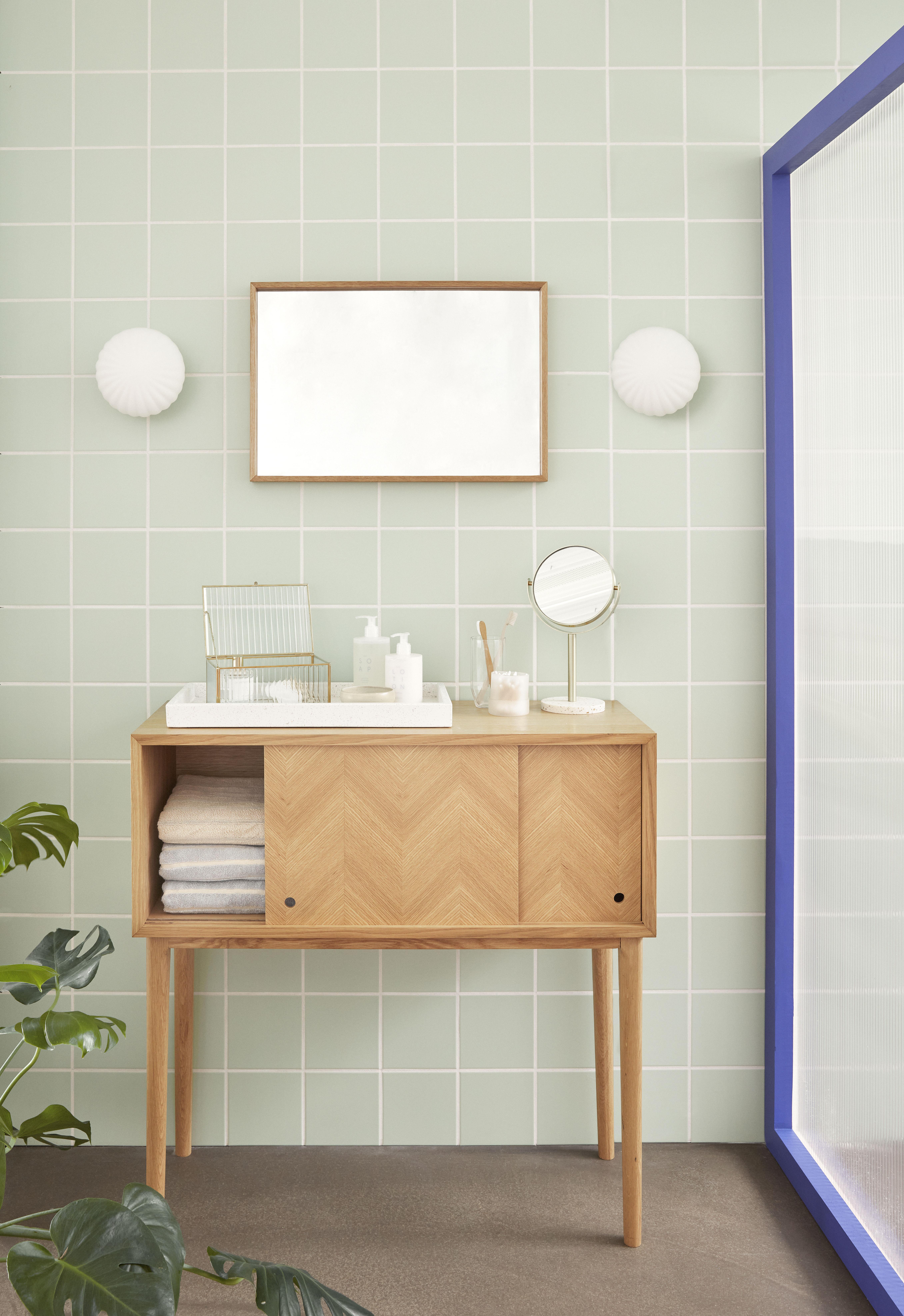 fürdőszoba stílusosan