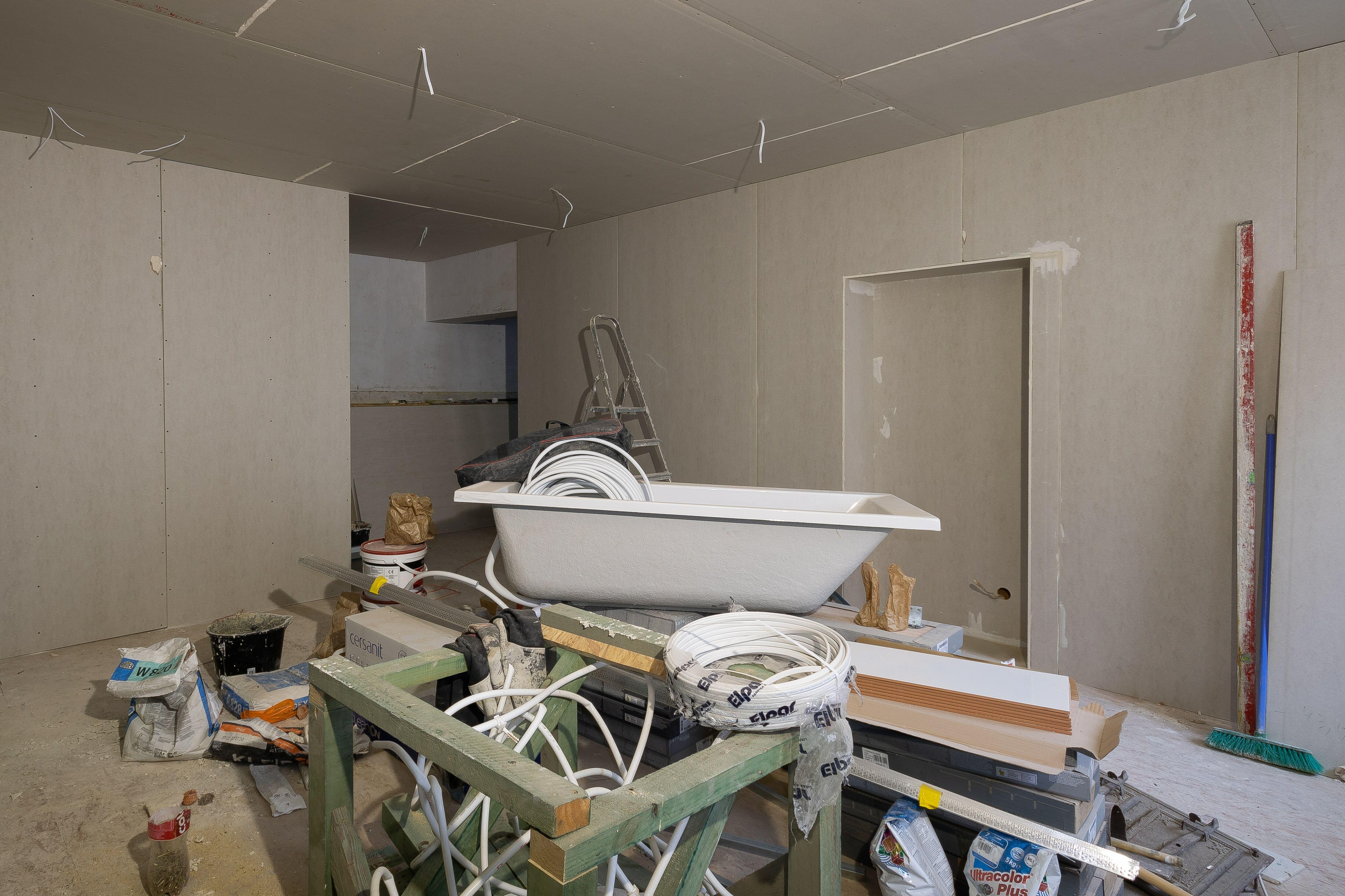 lakásfelújítás előtti tippek - kivitelezés