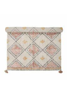 Bohém mintás pamut szőnyeg 200x140 cm
