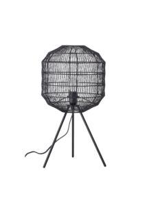 Gömbölyű asztali lámpa