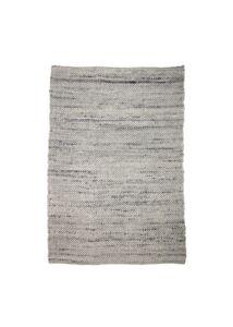 Natúr gyapjú szőnyeg 183x122 cm