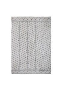 Natúr pamut szőnyeg egyedi mintával 300x200cm