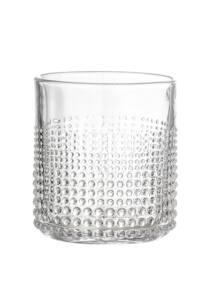 Üveg vizespohár készlet 6 db 300 ml