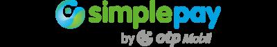 kártyás fizetést biztosító partnerünk simplepay by OTP mobil