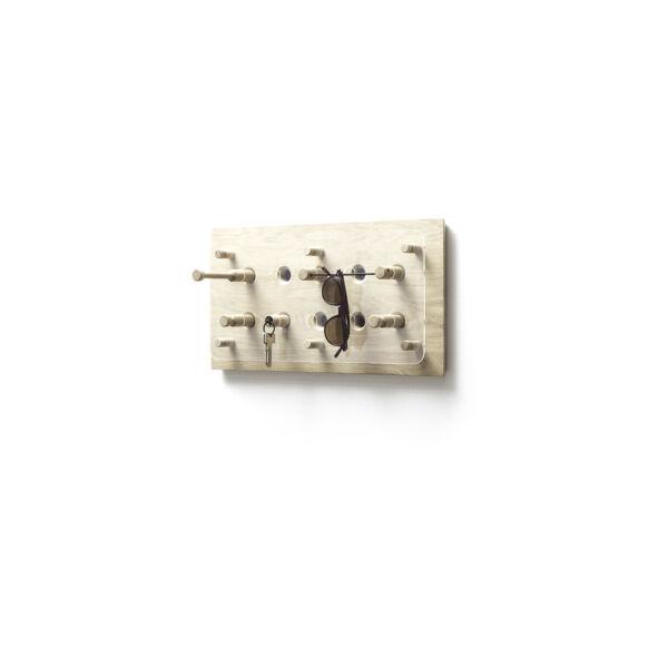 Moodboard tölgyfa akasztó 50 cm