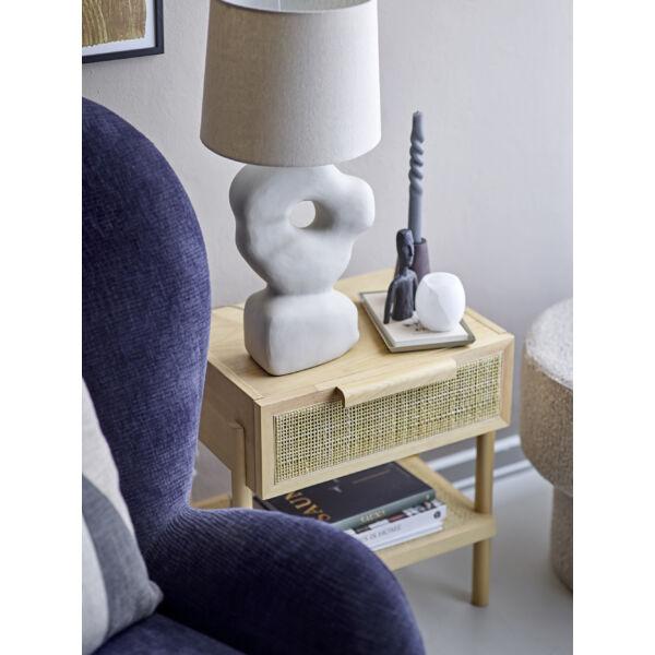 Egyedi dekor kő asztali lámpa