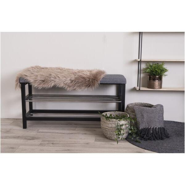 Modern ülőpad 2 ráccsal és párnával