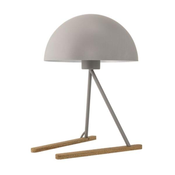 Szürke asztali lámpa 35 cm
