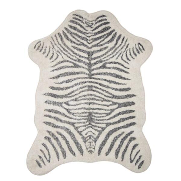 Tigris mintás pamut szőnyeg 190x145 cm